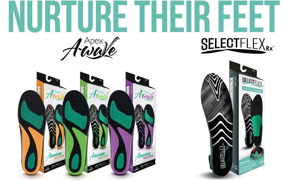 Orthotic Suite - A-Wave and SelectFlex